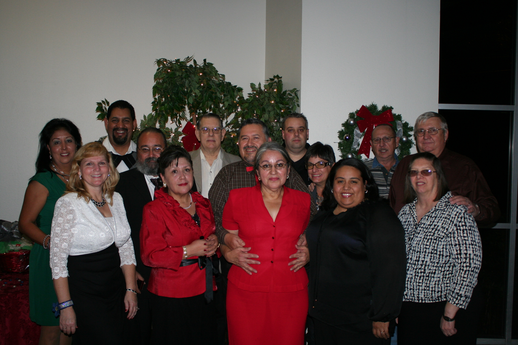 Holiday Party Group Pic
